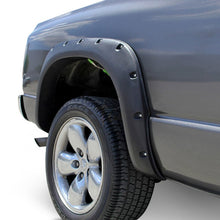 Load image into Gallery viewer, Spec-D Fender Flares Dodge Ram (2002-2008) Pocket Style Black/Smooth