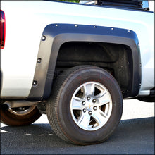 Load image into Gallery viewer, Spec-D Fender Flares Chevy Silverado [5.8' Short Bed] (2014-2016) 5.8' Bed Only