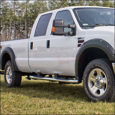 Spec-D Fender Flares Ford F250 / F350 / F450 (2017-2018) Single Rear Wheel