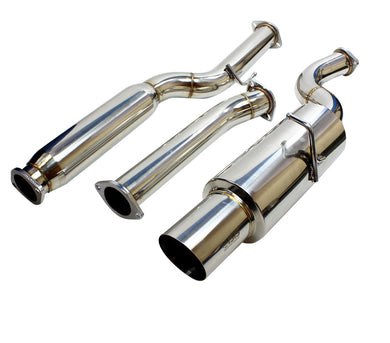 ISR Exhaust Hyundai Genesis 2.0T [Single Muffler GT (09-18) IS-GT-GEN20