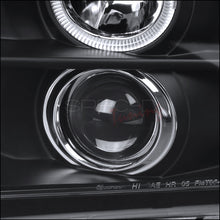 Load image into Gallery viewer, Spec-D Projector Headlights Ford Mustang [Halo LED] (05-09) Black or Chrome
