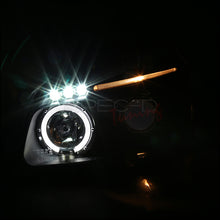 Load image into Gallery viewer, Spec-D Projector Headlights Hyundai Tucson [Halo] (2005-2007) Black or Chrome