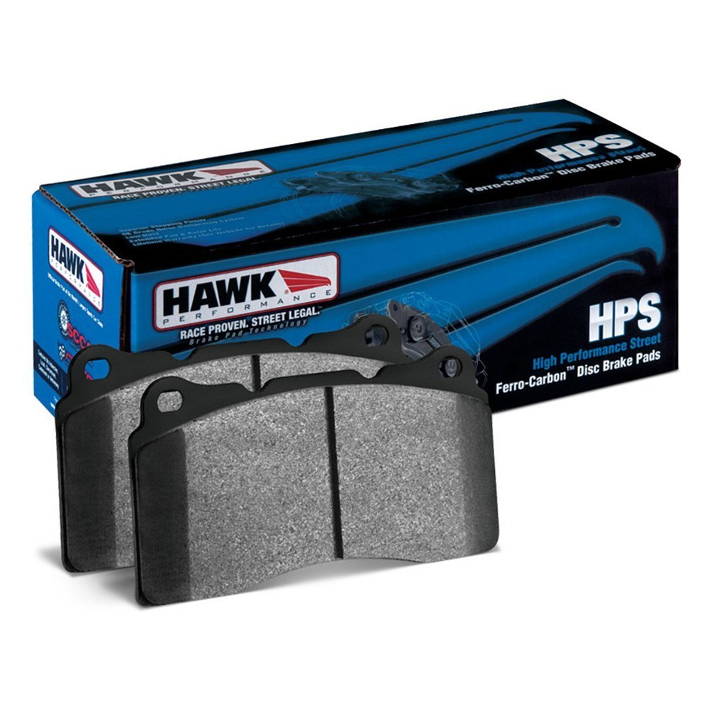 Hawk HPS Brake Pads Subaru BRZ [Rear] (2013-2015) HB557F.545