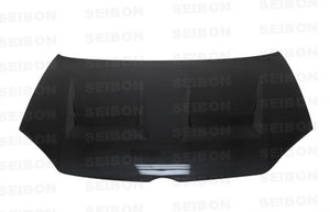 SEIBON Carbon Fiber Hood VW Golf GTI (2006-2009) DV or OE Style