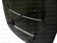 Load image into Gallery viewer, SEIBON Carbon Fiber Hood Nissan 240SX S14 ZENKI (1995-1996) OEM or DV Style