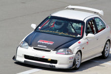 Load image into Gallery viewer, SEIBON Carbon Fiber Hood Honda Civic EK (1996-1997-1998) OEM or TS Style