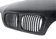 Load image into Gallery viewer, SEIBON Carbon Fiber Hood BMW 5 Series / M5 E39 (97-03) OEM or GTR Style