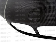 Load image into Gallery viewer, SEIBON Carbon Fiber Hood BMW E46 3 Series / E46 M3 (1999-2003) Sedan or Coupe