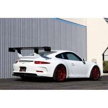 "Load image into Gallery viewer, APR Carbon Fiber Wing Porsche 991 GT3 [GTC-500 71"" Spoiler] (13-16) AS-107152"