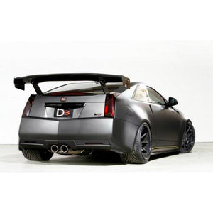 "APR Carbon Fiber Wing CTS-V Coupe [GTC-500 71"" Spoiler] (11-15) AS-107022"