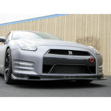 Load image into Gallery viewer, APR Carbon Fiber Front Lip / Airdam Nissan GTR R35 DBA (12-16) FA-603509