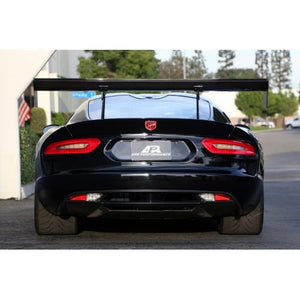 "APR Carbon Fiber Wing Dodge Viper [GTC-500 71"" Spoiler] (13-17) AS-107106"