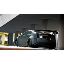 "Load image into Gallery viewer, APR Carbon Fiber Wing CTS-V Coupe [GTC-500 71"" Spoiler] (11-15) AS-107022"