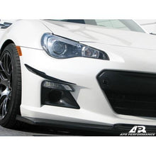 Load image into Gallery viewer, APR Carbon Fiber Canards Subaru BRZ (2013-2016) AB-800100