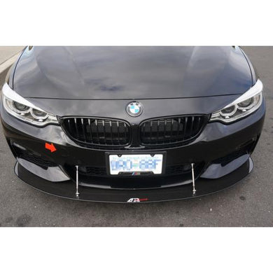 APR Front Splitter BMW 435i [w/ Support Rods] (2013-2016) CW-543015