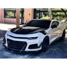 Load image into Gallery viewer, APR Front Splitter Chevy Camaro ZL1 1LE [w/ Rods] (2017-2018) CW-601821