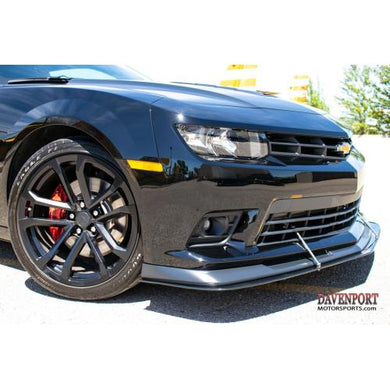APR Front Splitter Chevy Camaro SS 1LE [w/ Support Rods] (2014-2015) CW-602524