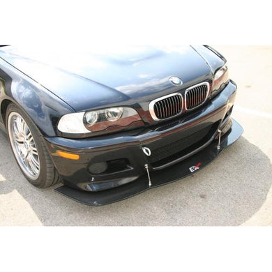 APR Carbon Fiber Splitter BMW M3 E46 [w/ Rods] (01-06) CW-544603