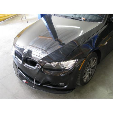 APR Carbon Fiber Splitter BMW 335i E92 [w/ Rods] (07-10) CW-549235