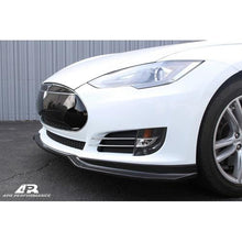 Load image into Gallery viewer, APR Carbon Fiber Front Lip / Airdam Tesla Model S (2012-2019) FA-266570