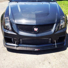 Load image into Gallery viewer, APR Carbon Fiber Splitter Cadillac CTS-V [w/ Rods] (08-15) CW-658031