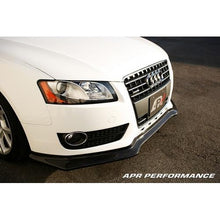 Load image into Gallery viewer, APR Carbon Fiber Front Lip / Airdam Audi A5 (2007-2009) FA-505502