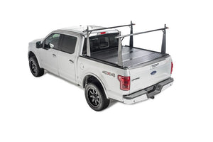 "BAK BAKFlip CS Truck Bed Cover w/ Rack Nissan Frontier w/ 6'6"" Bed (76.0"") (2000-2004) Tonneau 26501BT"