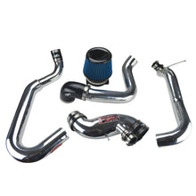 Load image into Gallery viewer, Injen Short Ram Intake Mitsubishi Lancer EVO 8/9 (03-07) CARB/Smog Legal w/ Intercooler Piping - Polished / Black