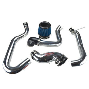 Injen Short Ram Intake Mitsubishi Lancer EVO 8/9 (03-07) CARB/Smog Legal w/ Intercooler Piping - Polished / Black