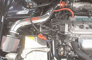 Injen Short Ram Intake Honda Accord 2.3L (98-02) Polished