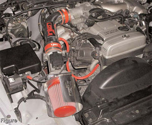 Injen Short Ram Intake Lexus GS300 / SC300 V6-3.0L (92-95) Polished