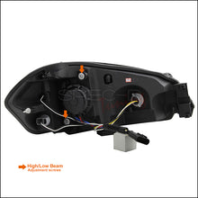 Load image into Gallery viewer, Spec-D Projector Headlights Chevy Impala / Monte Carlo [Black] (06-15) 2LHP-IPA06JM-TM