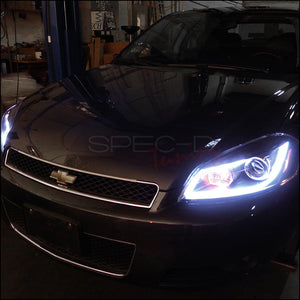 Spec-D Projector Headlights Chevy Impala / Monte Carlo [Black] (06-15) 2LHP-IPA06JM-TM