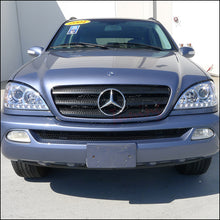Load image into Gallery viewer, Spec-D Projector Headlights Mercedes ML320 / ML430 [LED DRL] (98-01) Black or Chrome