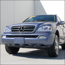Load image into Gallery viewer, Spec-D Projector Headlights Mercedes ML [LED DRL] (98-01) Black or Chrome