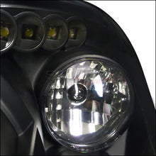 Load image into Gallery viewer, Spec-D Projector Headlights Ford Focus [LED Halo] (00-04) Black or Chrome