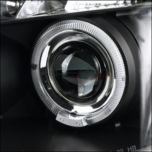 Load image into Gallery viewer, Spec-D Projector Headlights Chevy Cobalt / G5 [Dual Halo LED] (05-10) Black Housing