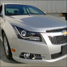 Load image into Gallery viewer, Spec-D Projector Headlights Chevy Cruze [Halo LED] (2011-2014) Black or Chrome Housing