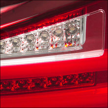 Load image into Gallery viewer, Spec-D Tail Lights Lexus IS250 / IS350 [LED] (06-08) Black / Chrome / Red / Smoked