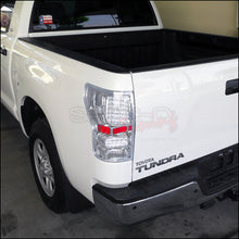 Load image into Gallery viewer, Spec-D Tail Lights Toyota Tundra [LED] (2007-2013) Black, Chrome or Smoked