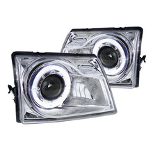 Load image into Gallery viewer, Spec-D Projector Headlights Ford Ranger (1998-2000) Black or Chrome
