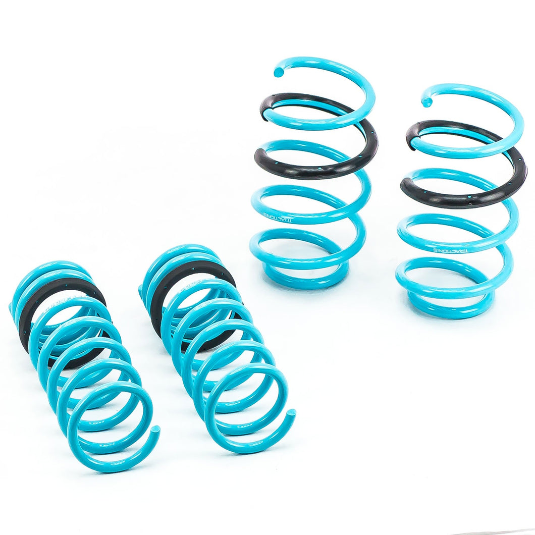 GodSpeed Traction S Lowering Springs Ford Focus ST (2014-2018) Set of 4