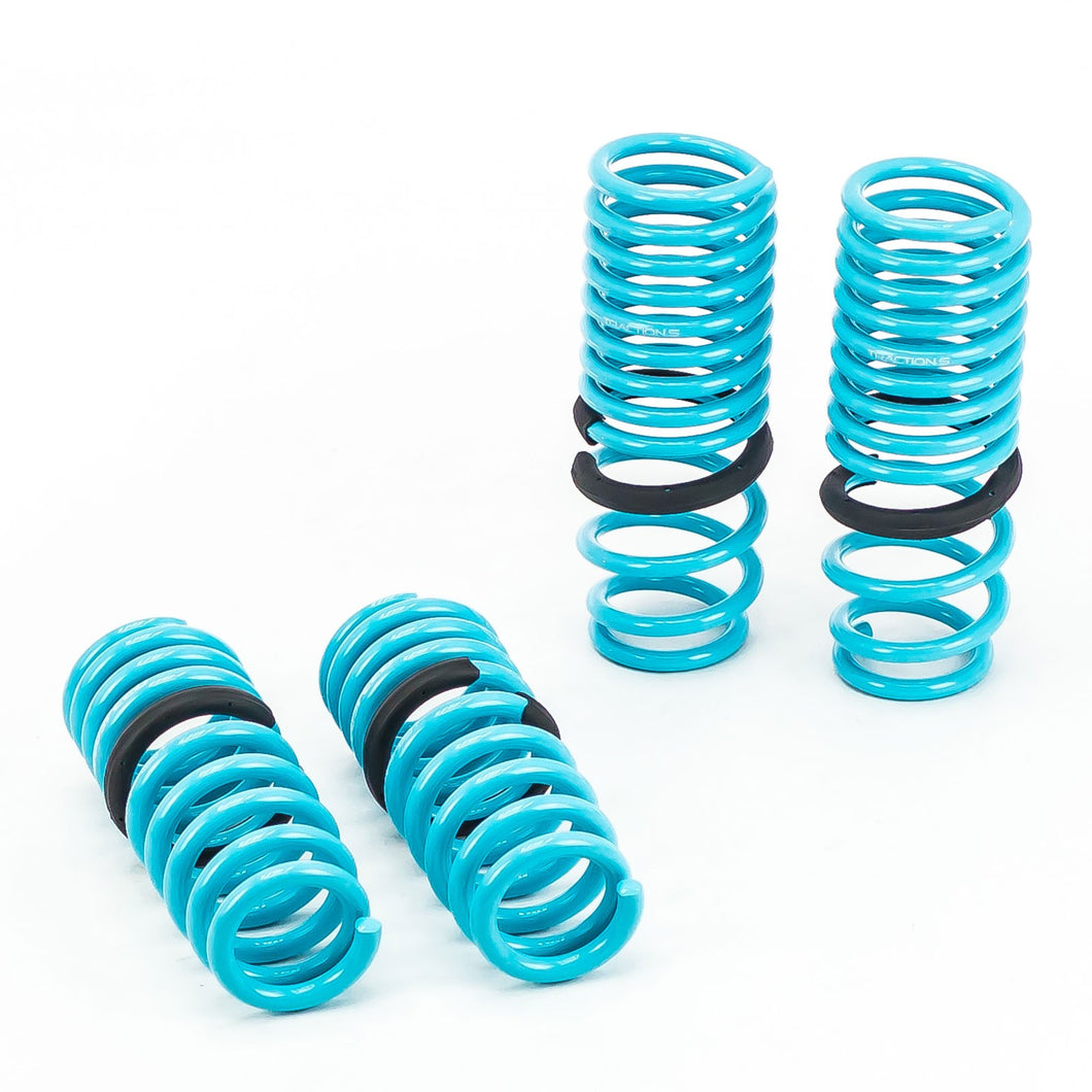 GodSpeed Traction S Lowering Springs Acura Integra (90-93) LS-TS-AA-0003