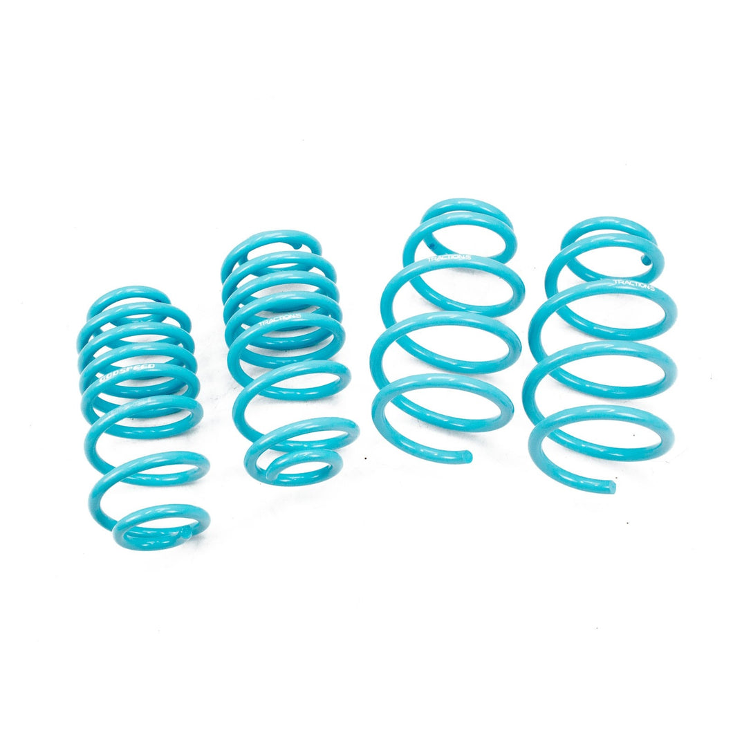 GodSpeed Traction S Lowering Springs Buick Regal (2011-2017) LS-TS-BK-0001