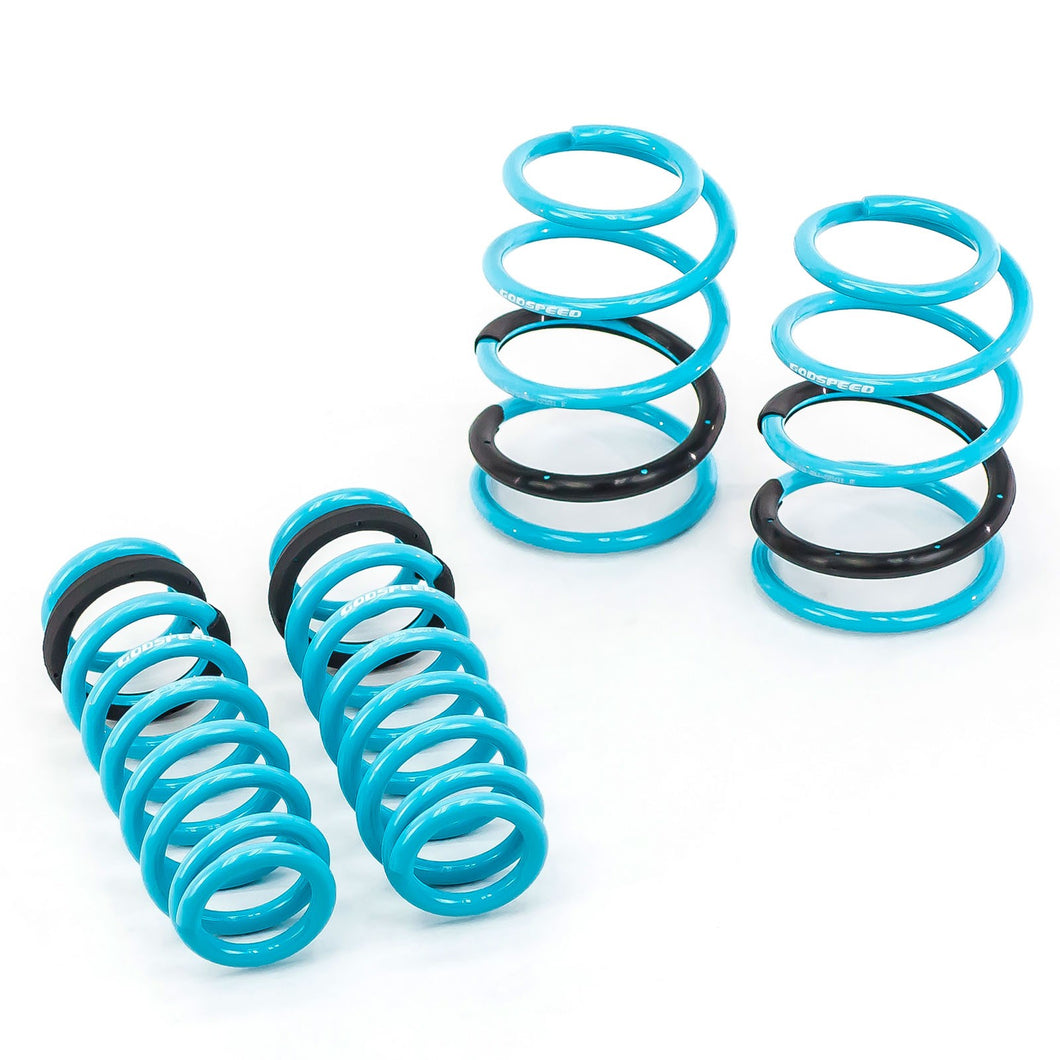 GodSpeed Traction S Lowering Springs BMW 128i/135i E82 (07-13) LS-TS-BW-0001