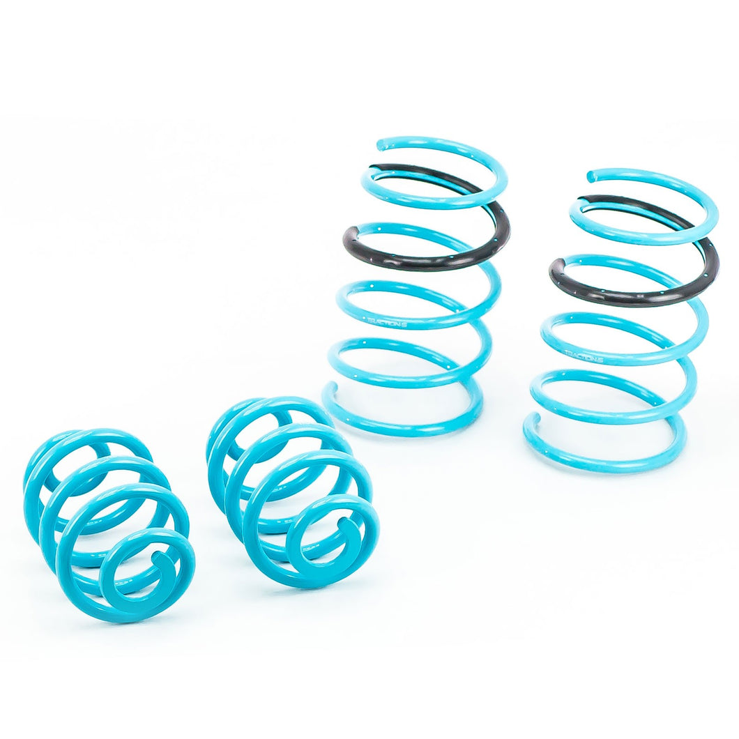 GodSpeed Traction S Lowering Springs BMW E36 (1992-1999) LS-TS-BW-0007