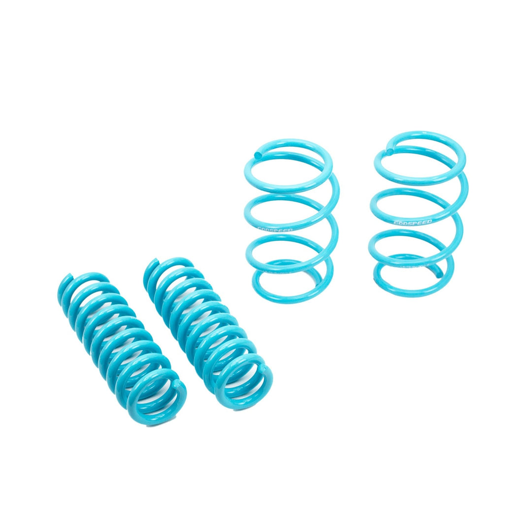GodSpeed Traction S Lowering Springs BMW 4 Series F32 xDrive (14-18) LS-TS-BW-0011
