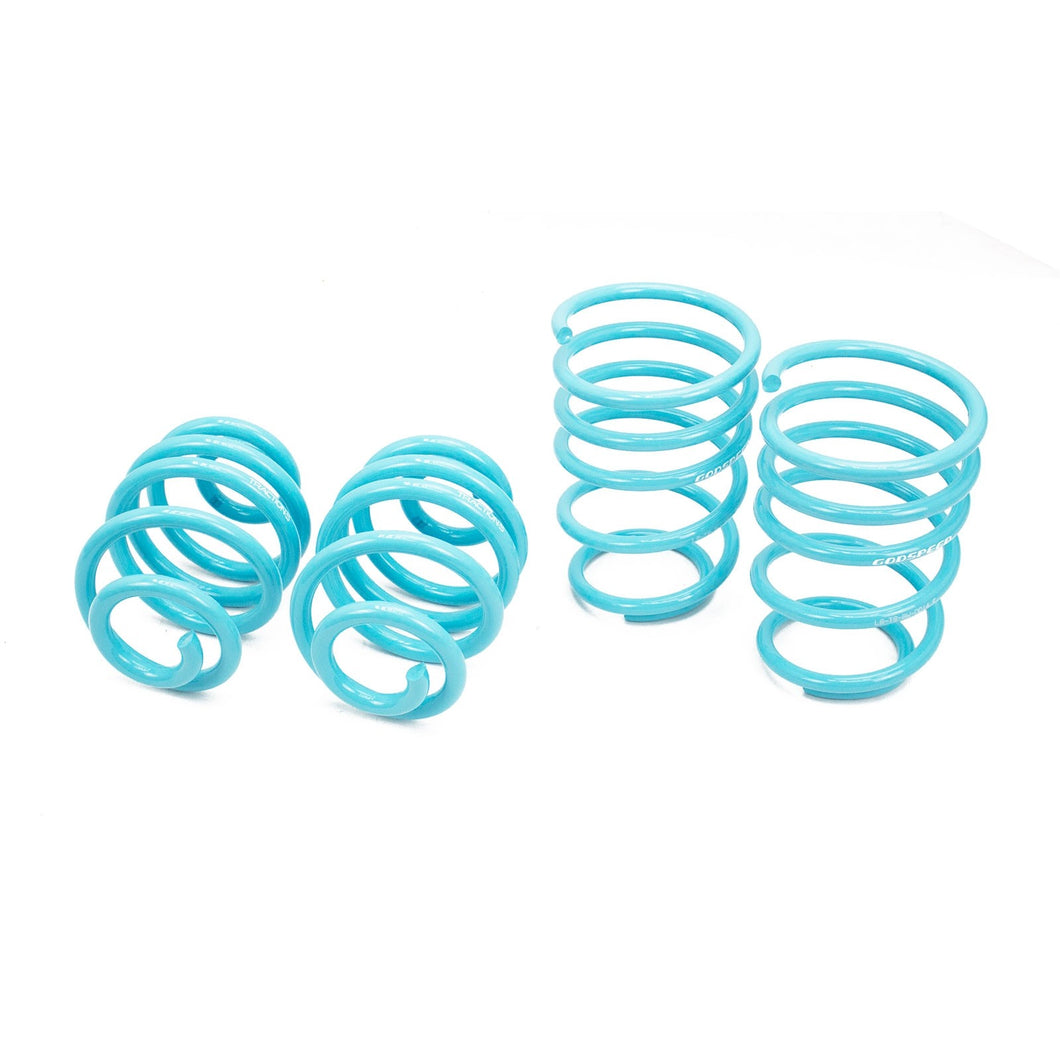 GodSpeed Traction S Lowering Springs BMW Z4 E89 (09-17) LS-TS-BW-0014