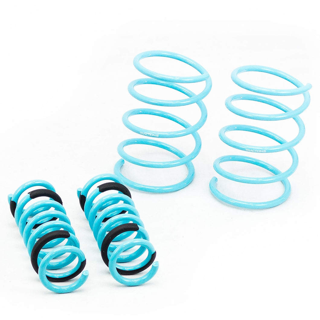 GodSpeed Traction S Lowering Springs Mercedes C250/C300/C350 (2008-2014) W204 RWD