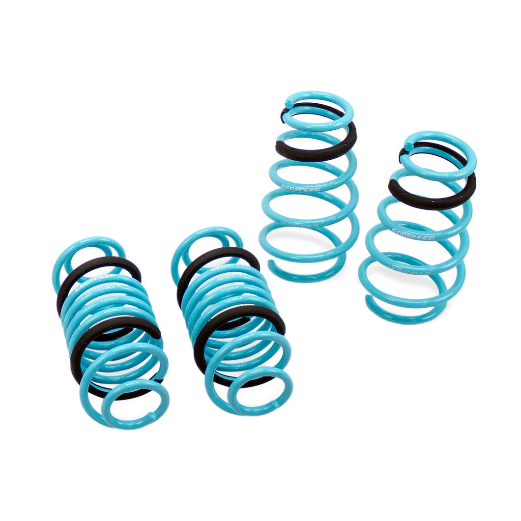 GodSpeed Traction S Lowering Springs Chevy Cruze LS/LT (11-15) LS-TS-CT-0012